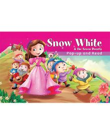 Snow White Pop-Up Book - English