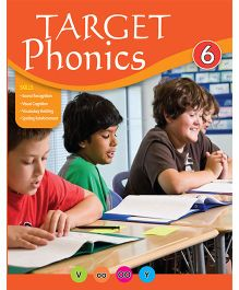 Target Phonics 6 - English