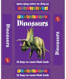 Dinosaurs Flash Cards - 32