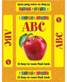 Pegasus ABC Flash Cards - 32