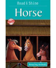 Horse Amazing Animals - English