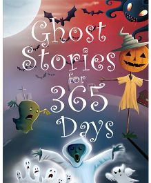 Ghost Stories For 365 Days - English