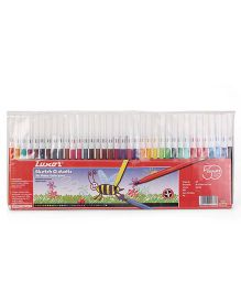 Luxor Sketch O Matic Water Color Pens Set of 36 - Length 15 cm