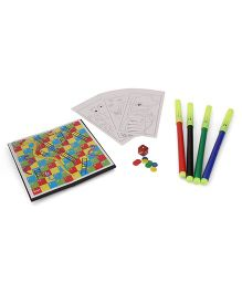 Luxor Junior Play Box Combo Activity Set - Pen Length 15 cm