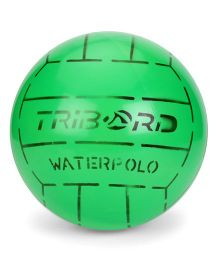 Baby Ball With Water Polo  Print - Green
