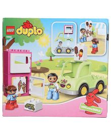 Lego Duplo Ice Cream Truck