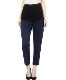 Mamacouture Maternity Pants - Navy Blue