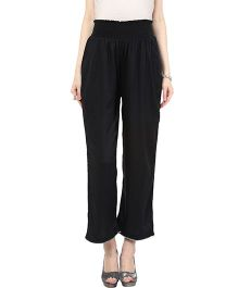 Mamacouture Maternity Pallazo Pants - Black