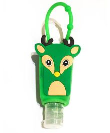 Funcart Deer Hand Sanitizer - Green