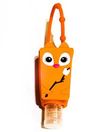Funcart Squirrel Hand Sanitizer - Orange