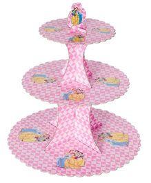 Funcart Princess Cupcake Stand - Pink
