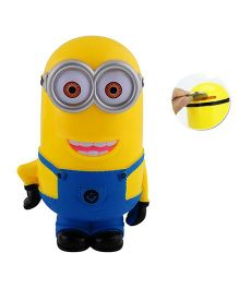 Minions Despicable Me 2  Piggy Bank - Yellow And Blue