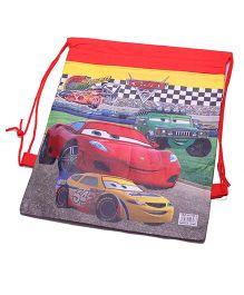 Funcart Cars Drawstring Bag - Multicolor