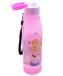 Disney Princess Plastic Bottle - Pink