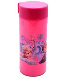 Disney Frozen Unbreakable Water Bottle - Pink