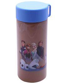 Disney Frozen Unbreakable Water Bottle - Brown