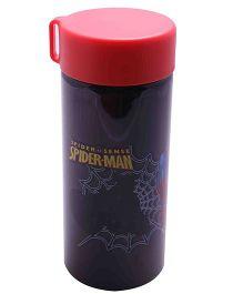 Spider Man Unbreakable Water Bottle - Black