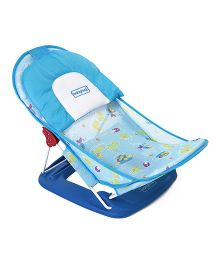 Babyhug Bubble Joy Deluxe Baby Bather - Sky Blue