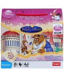 Funskool Beauty And Beast Break the Spell Game