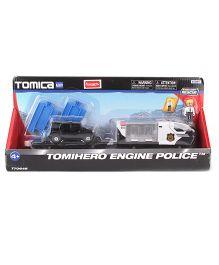 Funskool Tomica Hypercity Rescue Tomihero Engine Swat