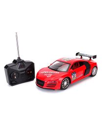 Kumar Toys Remote Controlled Car Super Power 32 Print - Red