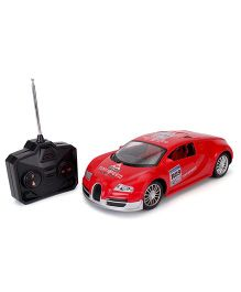 Kumar Toys Remote Controlled Car R 89 Print - Red
