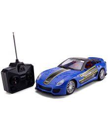 Kumar Toys Fast & Furious Remote Control Car - Blue