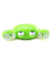 Kumar Toys Flash Electric Crab - Green