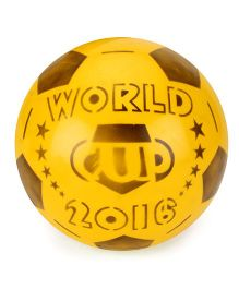 Kids Ball World Cup 2016 Print - Yellow