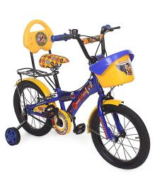 Hero Cycles Disney Mickey 16T Bicycle - Yellow & Blue