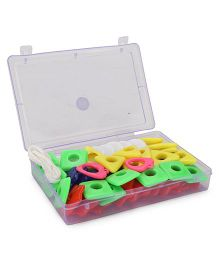 Kumar Toys Counting Beads - Multi Shapes