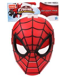 Funskool Marvel Spider Man Web Warriors - Red And Black