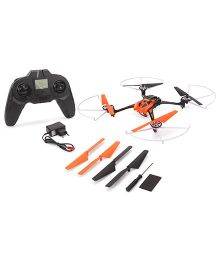 Modelart Predator Remote Controlled Quad Copter  2.4 G - Orange And Black