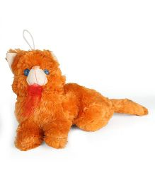 Tickles Kitty Soft Toy Brown - 15 Inches