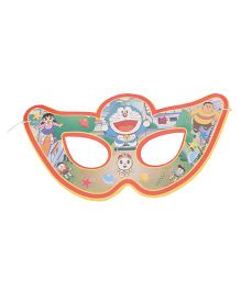 Doraemon Eye Masks Multicolor - Pack Of 10