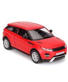 RMZ Die Cast Range Rover Evoque Car Toy - Red