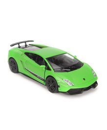 RMZ Die Cast Lamborghini Gallardo LP570 Car Toy - Green