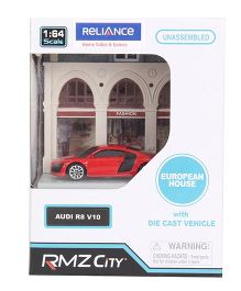 RMZ Diorama Fashion Shop Set - Multicolor