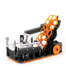 Hexbug Vex Hexcalator Bal Construction Set Orange and Black - 260 Pieces Plus