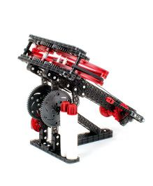 Hexbug Vex Crossbow Construction Set White Red - 150 Pieces Plus