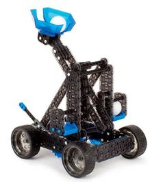 Hexbug Vex Robotic Catapult Black And Blue - 100 Pieces Plus