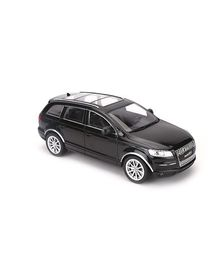 Mitashi Dash RC Rechargeable Audi Q7 Car - Black