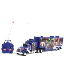 Karmax Marvel Avengers Remote Controlled Container - Blue