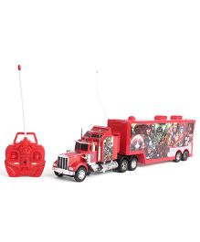 Karmax Marvel Avengers Remote Controlled Container - Red