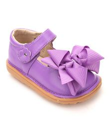 Mooshu Trainers Gorgeous Pair Of Shoes - Purple