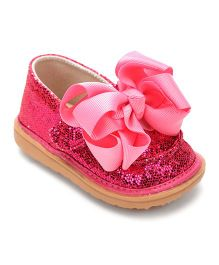 Mooshu Trainers Gorgeous Pair Of Shoes - Pink