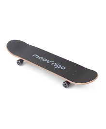 Moov N Go Hamleys Skateboard - Black & Multi Color