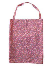 Kadambaby Printed Nursing Cover - Pink