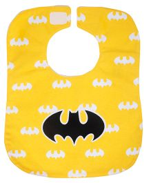 Little Hip Boutique Printed Bib - Yellow