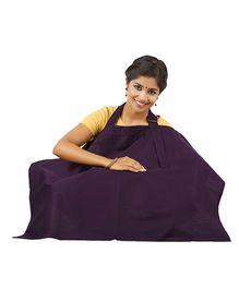 Lulamom Nursing Cover - Violet